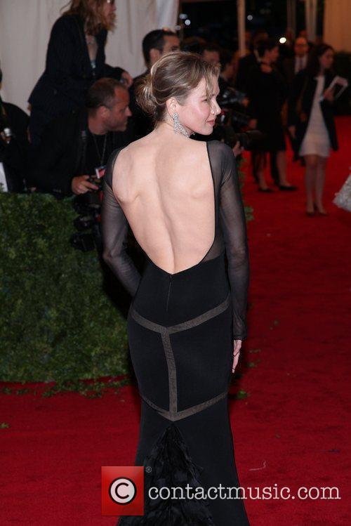 Renee Zellweger and Metropolitan Museum Of Art 5