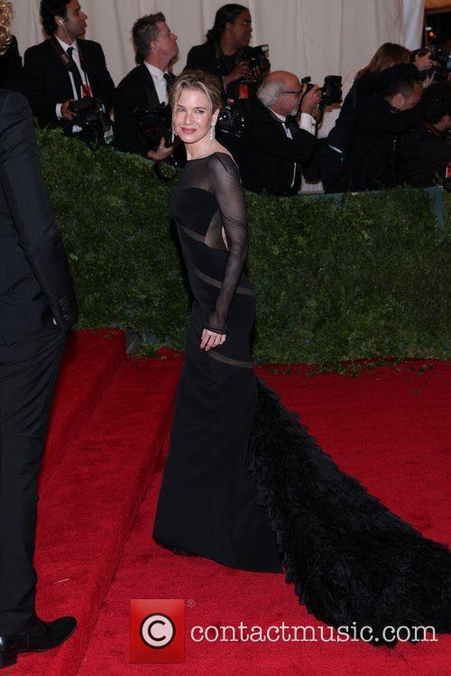 Renee Zellweger and Metropolitan Museum Of Art 6