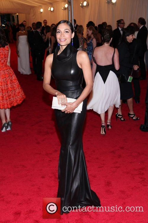 Rosario Dawson, Michael Kors and Metropolitan Museum Of Art 3