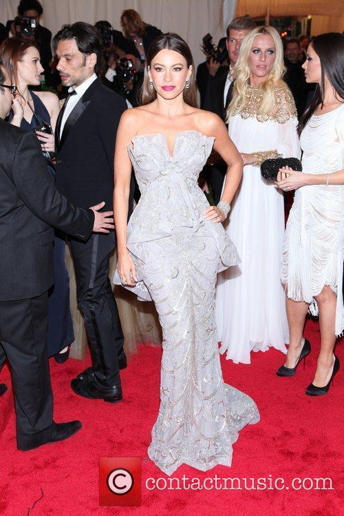 Sofia Vergara and Metropolitan Museum Of Art 4