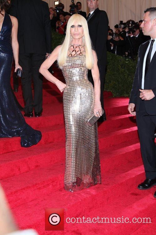 Donatella Versace, Ivanka Trump and Metropolitan Museum Of Art 2