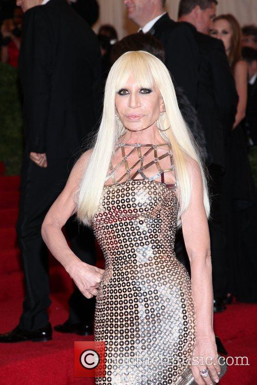 Donatella Versace, Ivanka Trump and Metropolitan Museum Of Art 3
