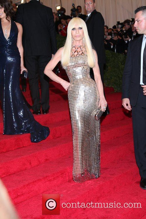 Donatella Versace, Ivanka Trump and Metropolitan Museum Of Art 1