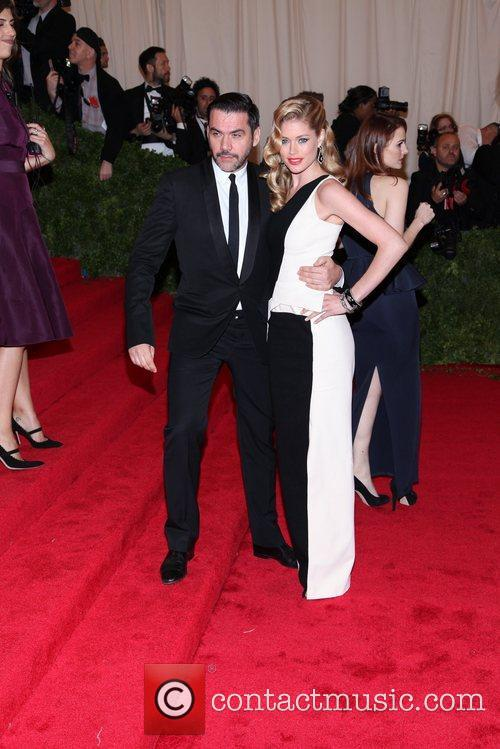 Roland Mouret and Metropolitan Museum Of Art 2
