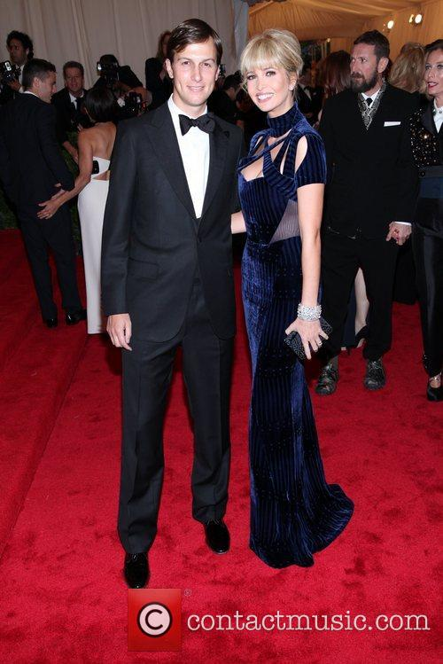 Jared Kushner, Ivanka Trump and Metropolitan Museum Of Art