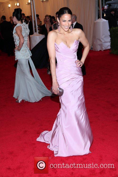 Paula Patton Schiaparelli and Prada 'Impossible Conversations' Costume...
