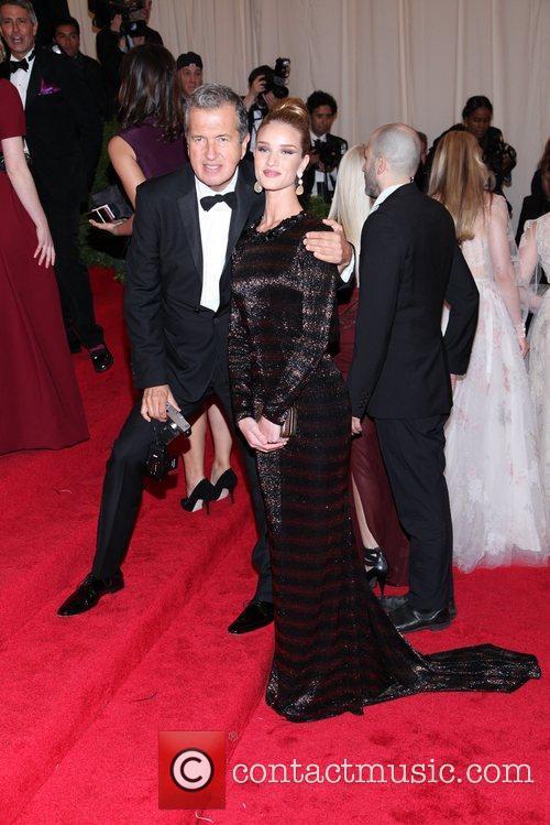 Rosie Huntington-Whiteley; Mario Testino Schiaparelli and Prada 'Impossible...