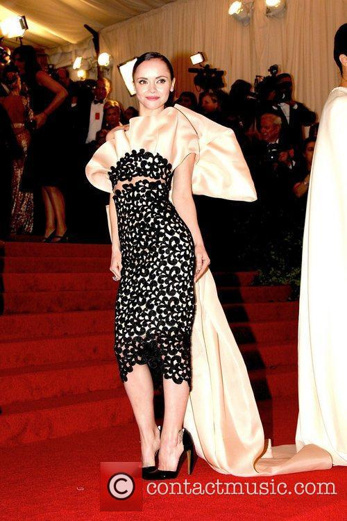Christina Ricci Schiaparelli and Prada 'Impossible Conversations' Costume...