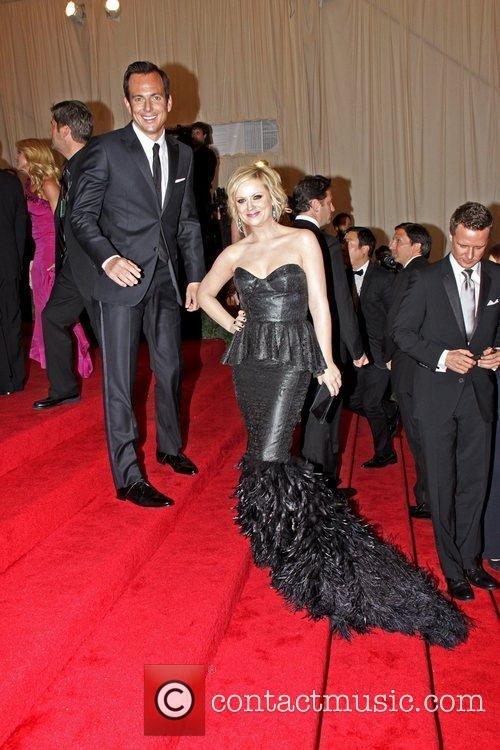 Will Arnett, Amy Poehler, Metropolitan Museum Of Art