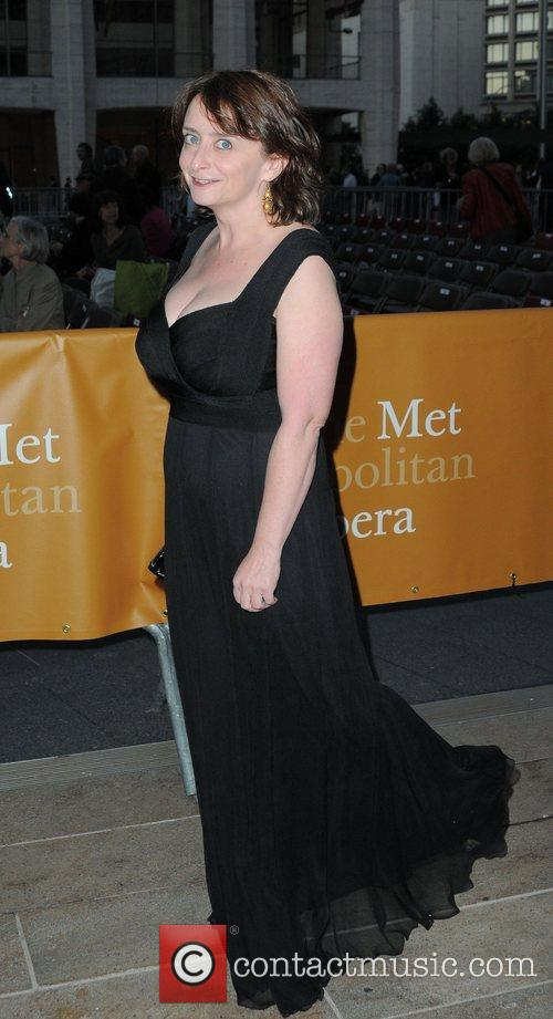 Rachel Dratch The 2012 Metropolitan Opera Season Opening...