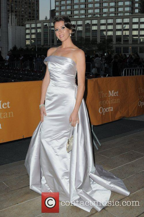 The 2012 Metropolitan Opera Season Opening Night performance...