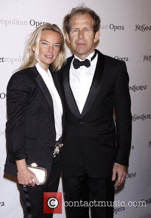 Charlotte Stockdale and Paul De Neve...