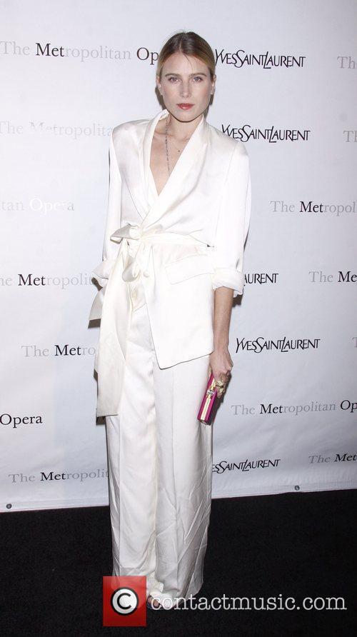Dree Hemingway The Metropolitan Opera's premiere of 'Jules...