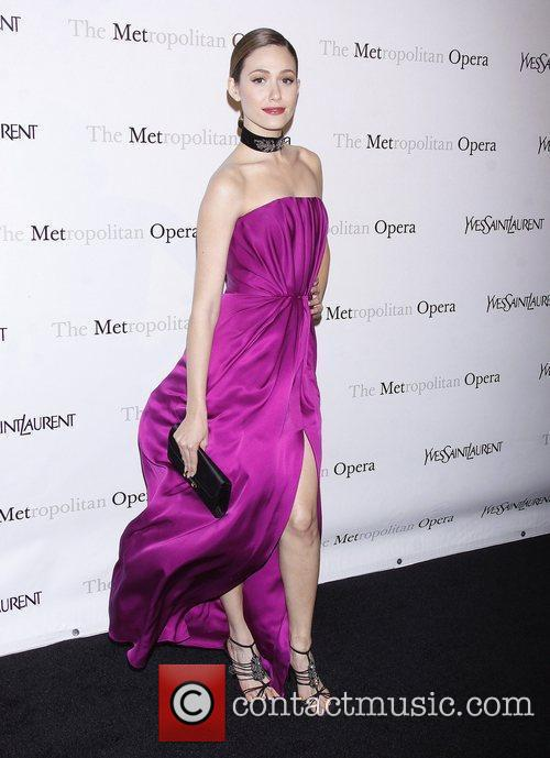 emmy rossum the metropolitan operas premiere of 5816303