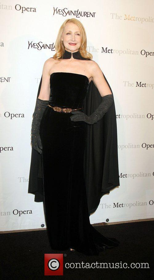 At the Metropolitan Opera's premiere of 'Jules Massenet's...