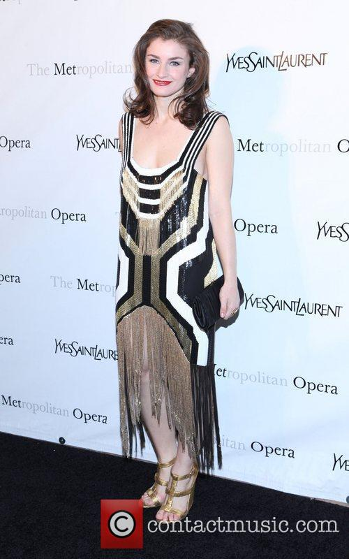 Chloe Malle  Metropolitan Opera's premiere of 'Jules...