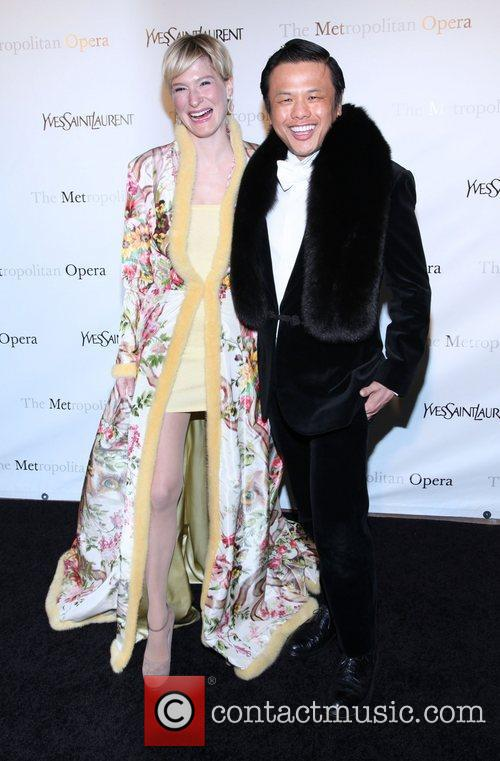Zang Toi and Guest Metropolitan Opera's premiere of...