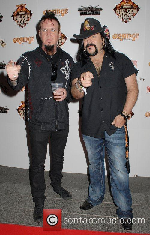 Chad Gray and Vinnie Paul,  The Metal...