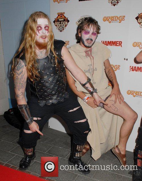 The Metal Hammer Golden Gods Awards at indigO2