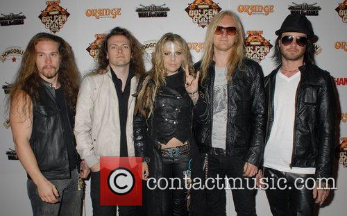 Kobra and the Lotus,  The Metal Hammer...