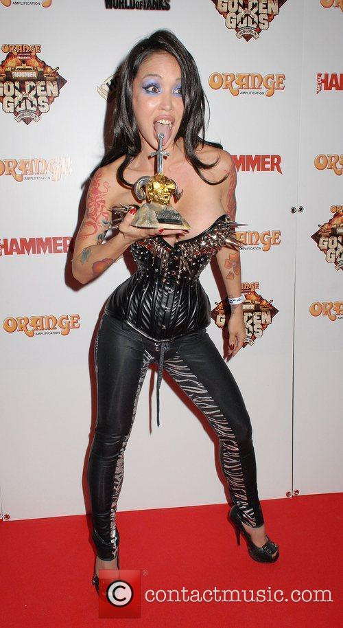 The Metal Hammer Golden Gods Awards at indigO2...