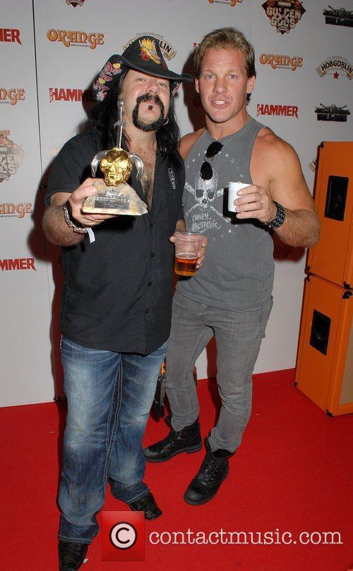 Vinnie Paul and Chris Jericho,  The Metal...