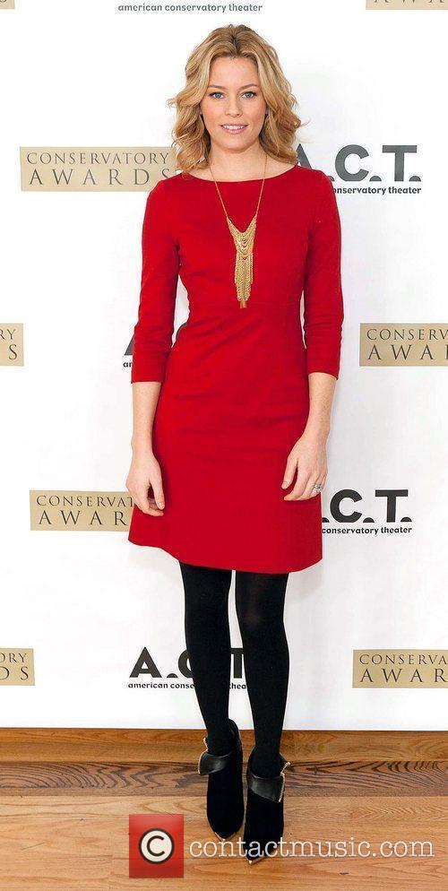 Elizabeth Banks at the American Conservatory Theater hosting...