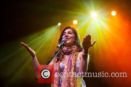 Mia Rose performing live at Coliseu dos Recreios....