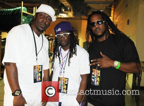 Gucci Crew, V and Disco Rick 8