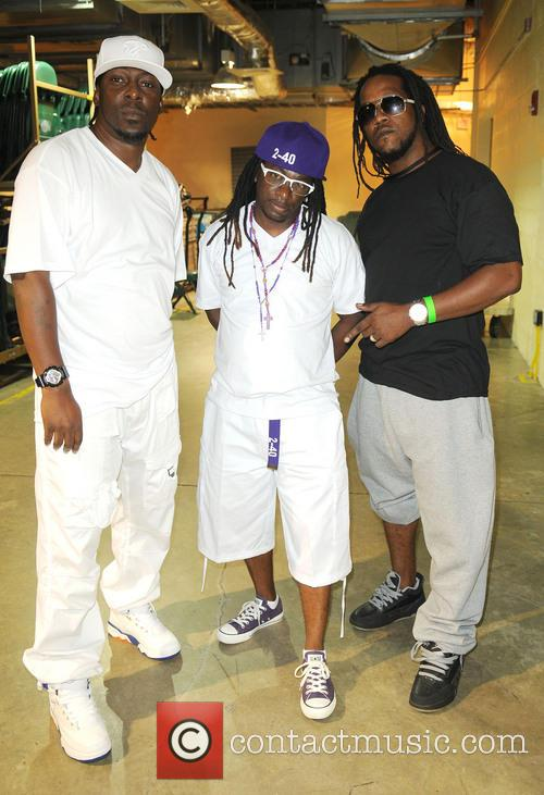 Gucci Crew, V and Disco Rick 11