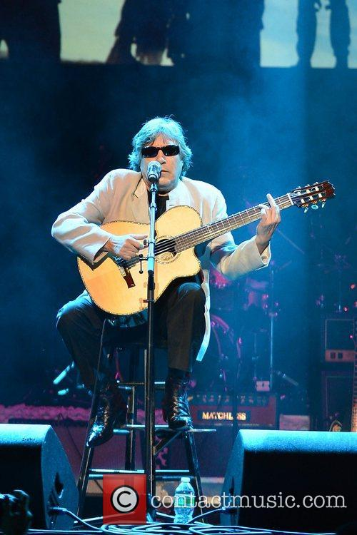 Jose Feliciano Miami Rocks Our Troops concert held...