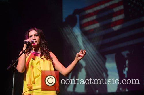 Danielle Peck, Miami Rocks Our Troops and Bank United Center 7