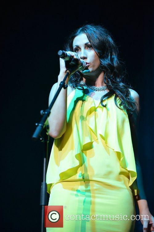 Danielle Peck, Miami Rocks Our Troops and Bank United Center 8