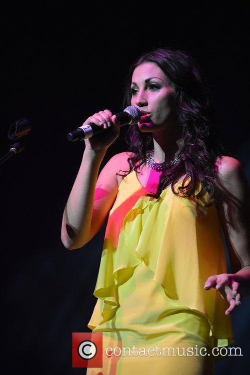 Danielle Peck, Miami Rocks Our Troops and Bank United Center 11