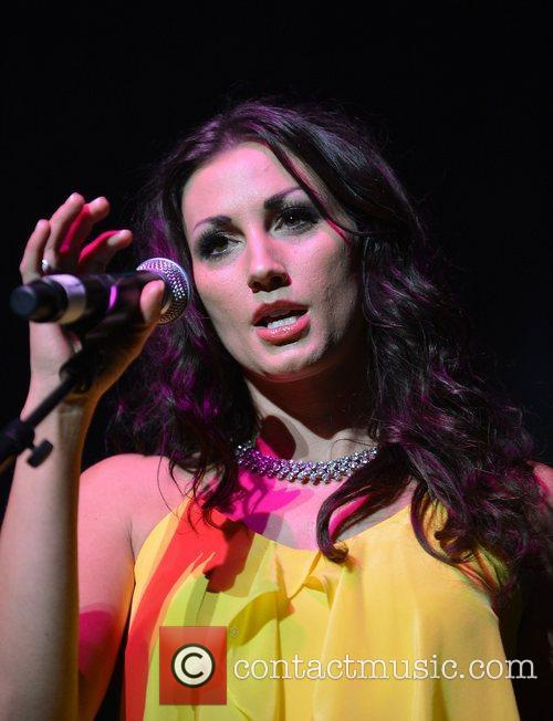 Danielle Peck, Miami Rocks Our Troops and Bank United Center 4