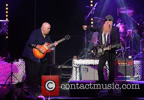 billy gibbons miami rocks our troops concert 4105838