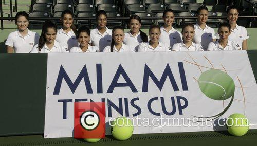 The Ball Girls and Miami Tennis Cup 4