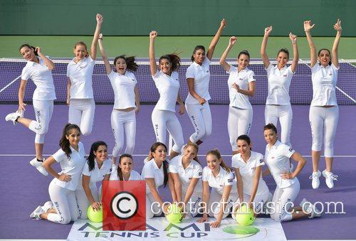 the ball girls of the miami tennis 4179707