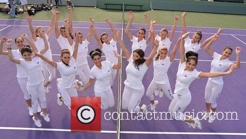 The Ball Girls and Miami Tennis Cup 10