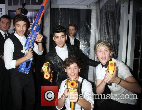 One Direction 'Men in Black III' New York...