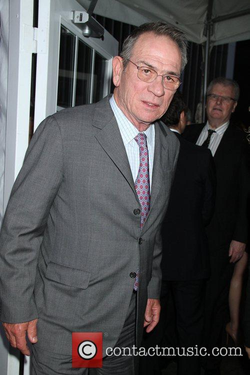 Tommy Lee Jones and Kelly Ripa 2