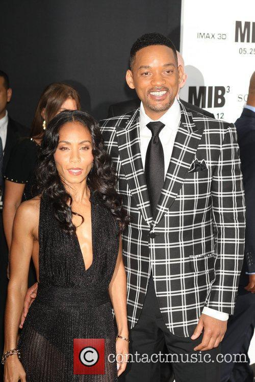 Jada Pinkett-smith and Will Smith 10