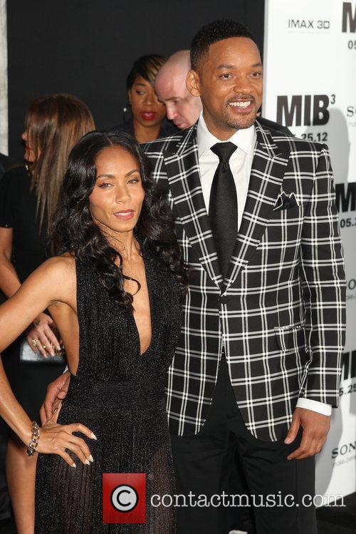 Jada Pinkett-smith and Will Smith 11