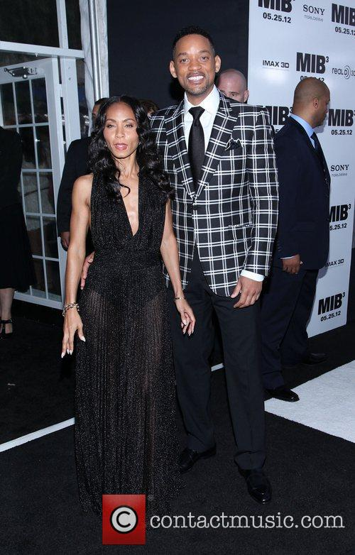 Jada Pinkett-smith and Will Smith 8