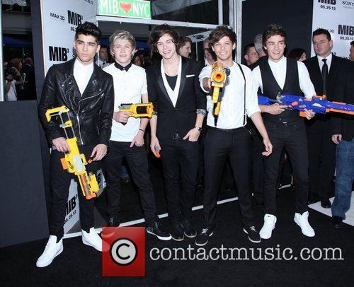 Zayn Malik, Niall Horan, Harry Styles, Louis Tomlinson...