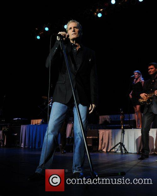 Michael Bolton performs at the Seminole Hard Hotel...