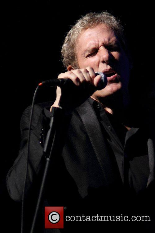 Michael Bolton with the Adelaide Symphony Orchestra at...