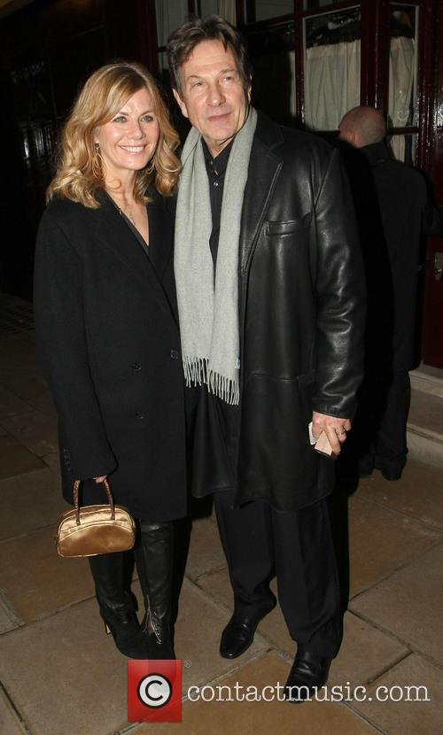 Michael Brandon and Glynis Barber 2