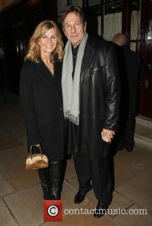 Michael Brandon and Glynis Barber 3