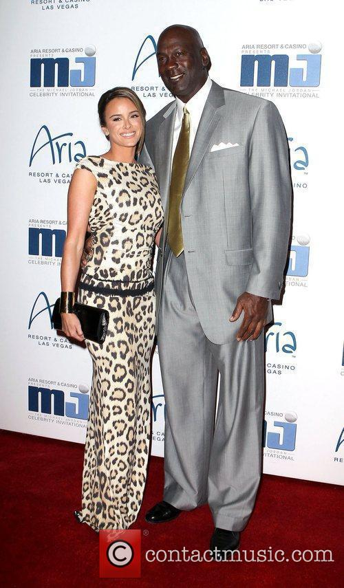 Michael Jordan and Yvette Prieto 10